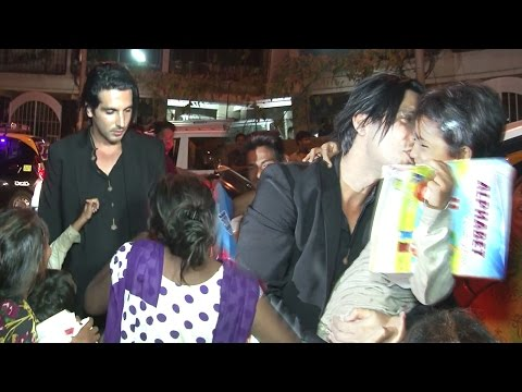 Slum Child Asks For Food & Money From Zayed Khan - What He Does Next Will Melt Your Heart