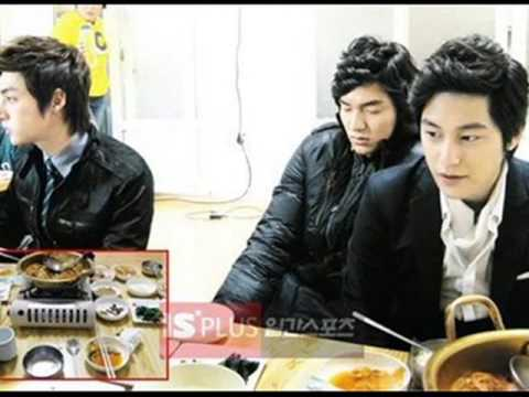 [HOTTEST] Boys Over Flowers -Behind the Scenes (Pictures)