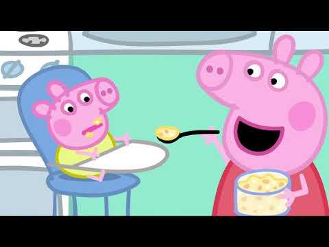 Peppa Pig Full Episodes   Baby Alexander #125