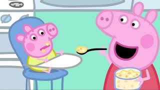 Peppa Pig Full Episodes | Baby Alexander #125