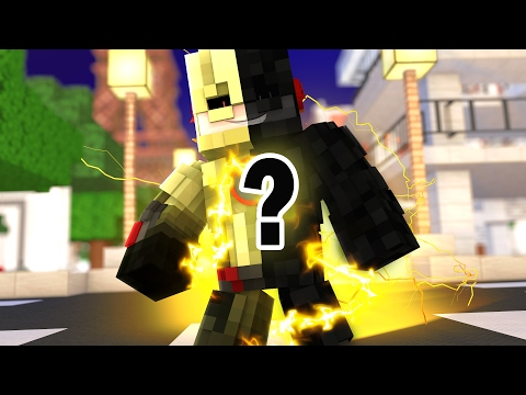 Minecraft THE FLASH - THE REVERSE FLASH'S REAL IDENTITY (Minecraft Roleplay)
