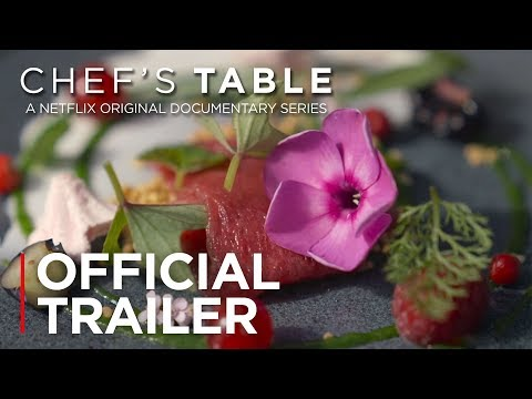 Chef's Table  Season 2    HD  Netflix