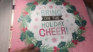 New Hot Buy Christmas Paper Pads at Michael's Haul and Dollar Tree