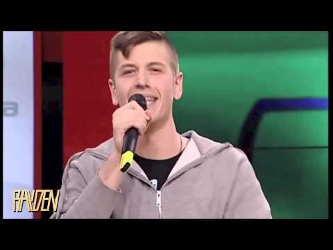 RAYDEN FREESTYLE - SOLO CALCIO SPECIALE SERIE A #13 - Puntata Del 07/12/12