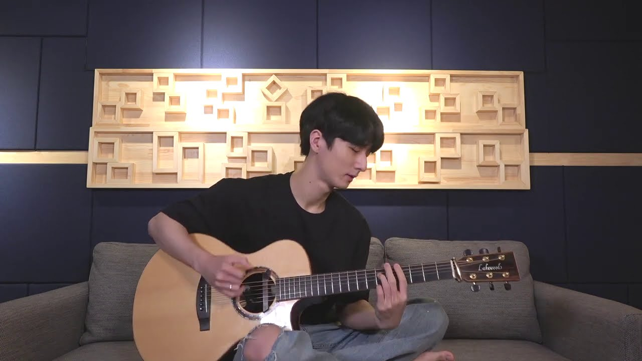 (SSAK3) Beach Again - Sungha Jung