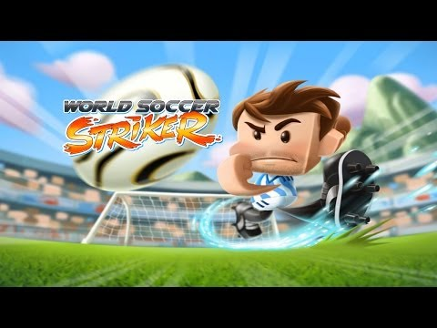 World Soccer Striker - iOS / Android - HD Gameplay Trailer
