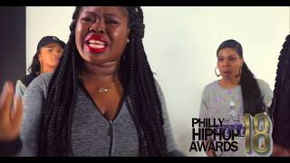 2018 Philly Hip Hop Award Cyphers (Ladies Edition)