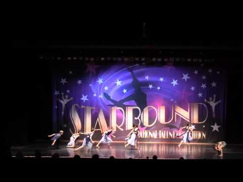 Cold Water (Lyrical Dance): Starbound National Dance Competition 2016