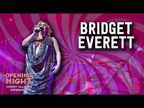 Bridget Everett - 2016 Opening Night Comedy Allstars Supershow