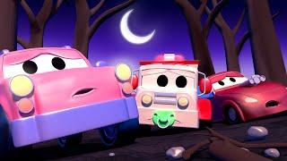어린이를 위한 경찰차 카툰 - 길을 잃어버린 아기 차들 - 자동차 마을의 Car Patrol 카 패트롤 !