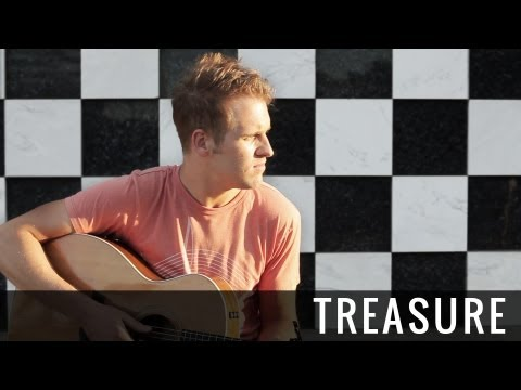 Treasure - Bruno Mars - Official Music Video Cover