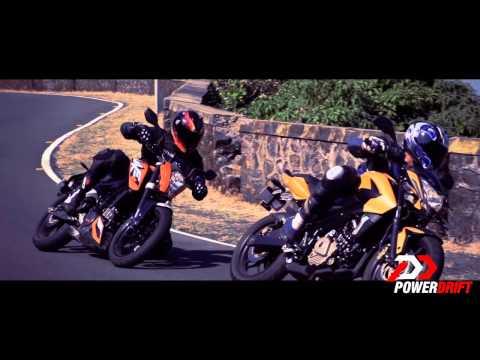 Bajaj 200 ns v/s KTM Duke 200