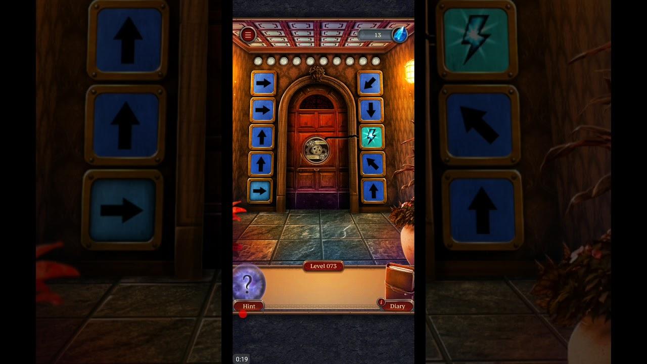 Adventure Valley Forgotten Manor Level 73 Walkthrough Youtube