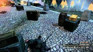 "Sniper Elite V2: ""Killroy était là"" / ""Killroy was here"" , Tour antiaérienne de Tiergarten"