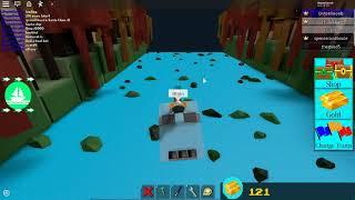 Baue ein Boot [ Mein Weihnachtsmann Boot + Mehr Dinge Imp ! ! ! :D ] ROBLOX