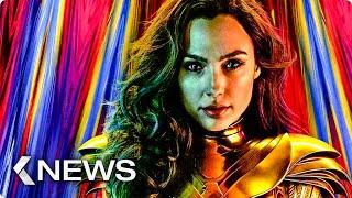 Wonder Woman 2, Indiana Jones 5, SpongeBob Serie Kamp Koral... KinoCheck News