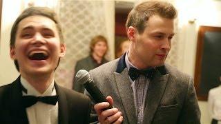 Тамада на свадьбу спб. Ведущий на свадьбу Игорь Андреев (Санкт-Петербург)