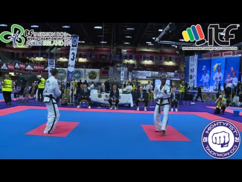 ITF WORLD CHAMPIONSHIPS - DAY ONE - AREA 3
