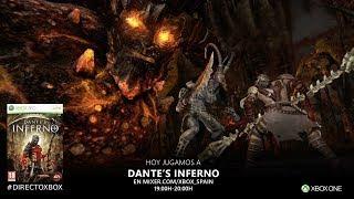 #DirectoXbox Dante