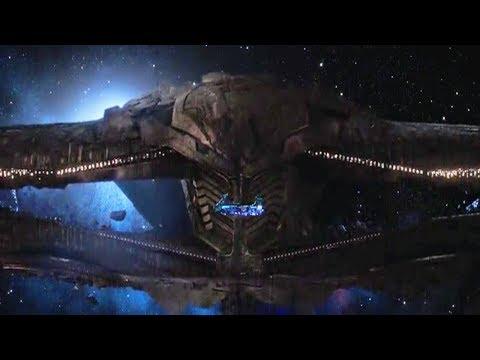 Thor: Ragnarok (Hindi) Thanos Ship, End Credits Scene