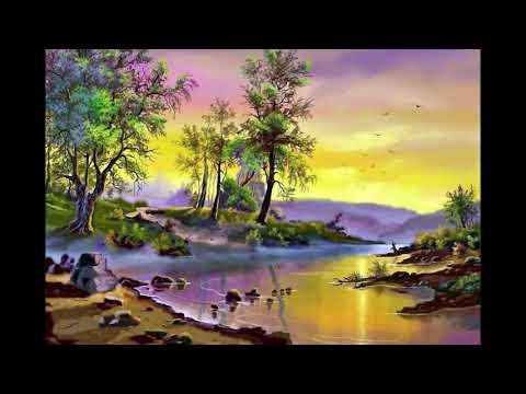 Чарующие пейзажи Виктора Цыганова