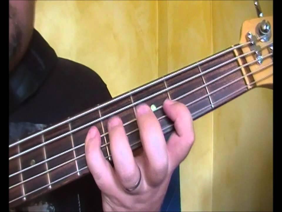 guitare 5 mains