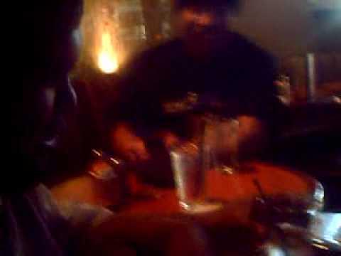 Tongan goons @ da elephant bar