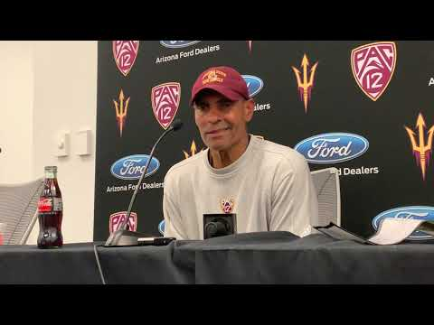 Video/quotes: Herm Edwards after Monday's practice