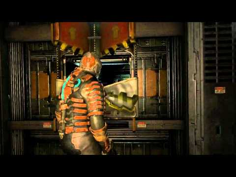 Let's Play Dead Space 2- Chapter 3: Space garbage and electrified tots