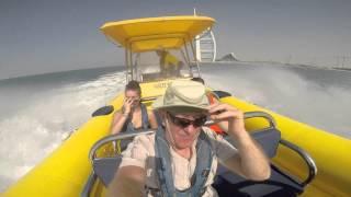 Dubai Yellow Boat Trip
