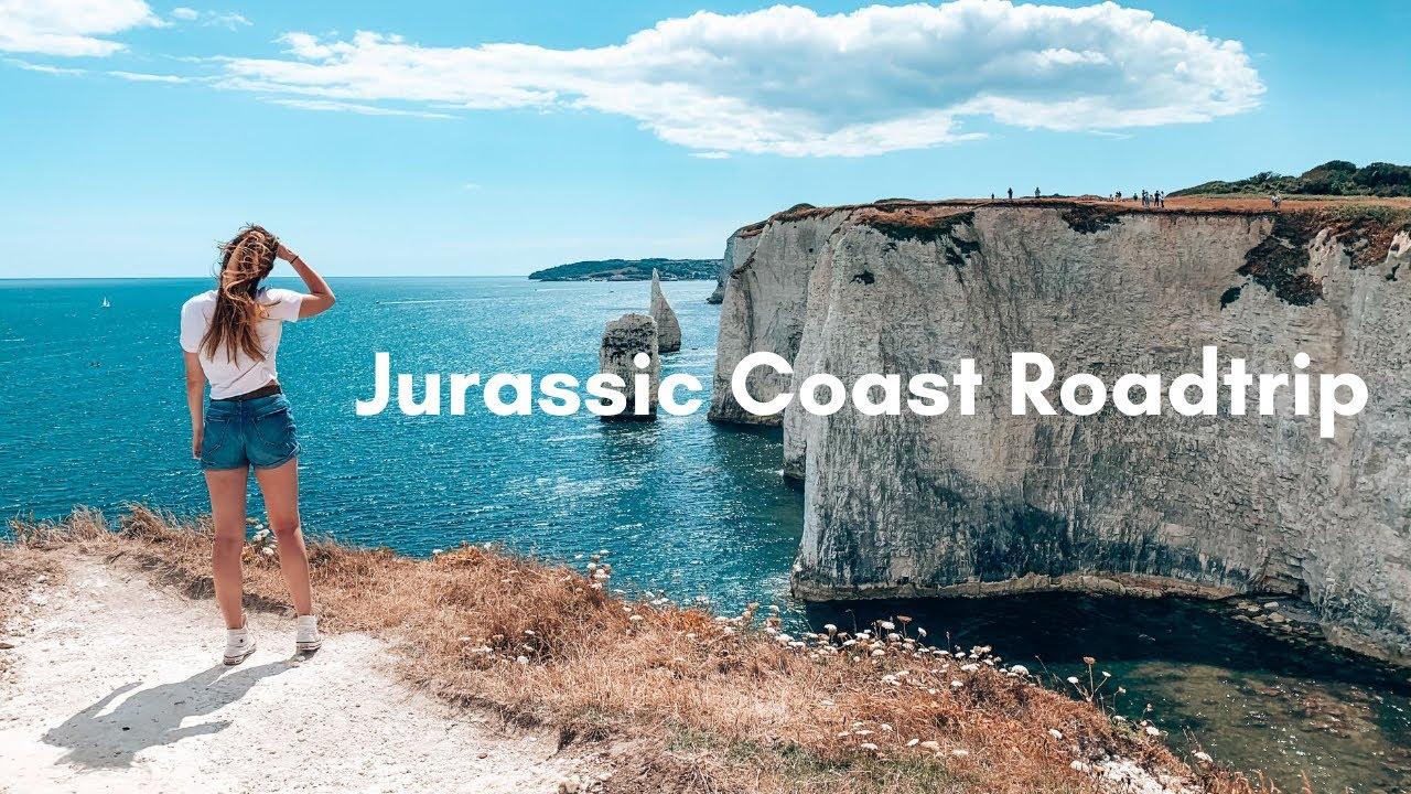 Road trip to Dorset & the Jurassic Coast | WEEKEND VLOG