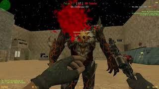 Counter-strike 1.6 зомби сервер №185