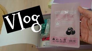 Vlog Walmart Beauty Box TybeeTV Your skin care recs Dr Dray