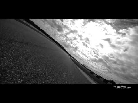 Istvan Tests RSV4 at PBIR Raceway