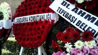 Özel Hareket Polisi Ersin Karadayı cenaze namazı