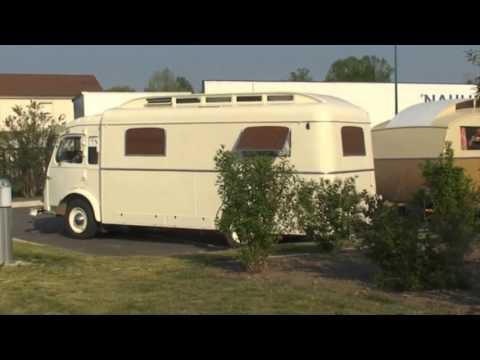 video le plus ancien camping car roule encore youtube. Black Bedroom Furniture Sets. Home Design Ideas