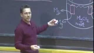 Cell Potentials and Free Energy _ MIT Chemistry Lecture(23).0.12 V for reaction=106 V potential.mp4