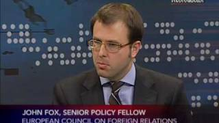 John Fox in talk show on EU-China relations, part 2