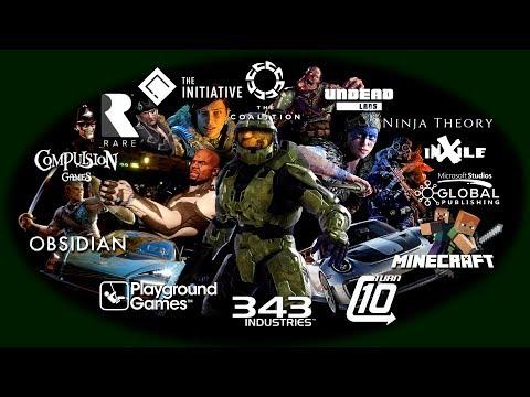 Xbox Newest Exclusives & Microsoft Studios set to take Next Generation   Sony skipping E3