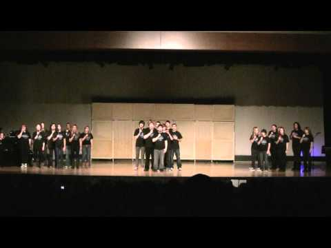 2010-2011 SHS Select Choir: Bohemian Rhapsody (Retro Night)