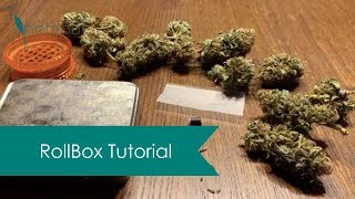 How to Use a Rollbox - Easy Joint Rolling Tutorial