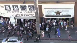 The Weeknd Fall Tour : Riot On Hollywood