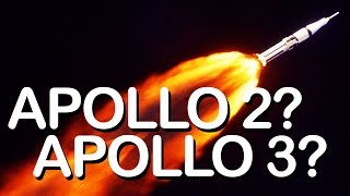 The Lost Apollo 2 and Apollo 3 Missions thumbnail