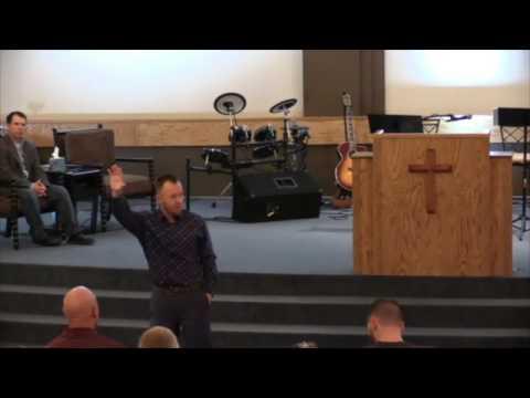 Drop The Stones - Pastor Josh Bush 4-30-17