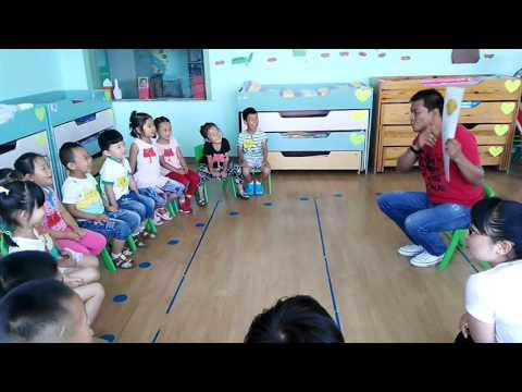 English Teaching in China(Kindergarten ages 4-5)