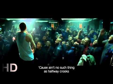 Eminem last battle vs papa doc 8 Mile with lyrics