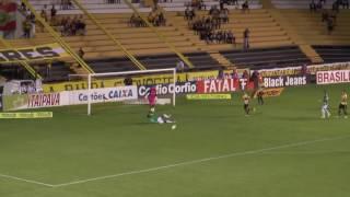 Brasileirao 2017: Goiás perde jogo para o Criciúma no Heriberto Hulse