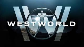 westworld 1x02 ending scene and credits music