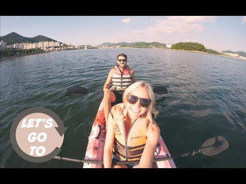 Let's go to... Yeosu Kayaking!