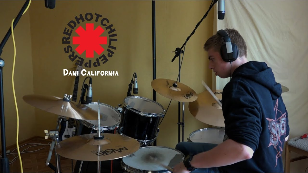 how to play dani california on drums
